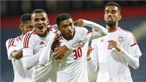 Giải mã sức mạnh U23 UAE: Công cường, thủ chắc, hiệu quả cao