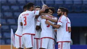 Soi kèo nhà cái U23 Jordan đấu với U23 UAE. VTV6 trực tiếp bóng đá VCK U23 châu Á