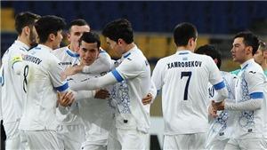 Soi kèo U23 Trung Quốc vs U23 Uzbekistan. VCK U23 châu Á 2020. VTV6 trực tiếp