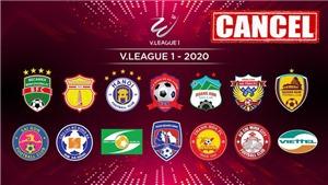 Đề xuất hủy V League: Sao phải vội vàng?