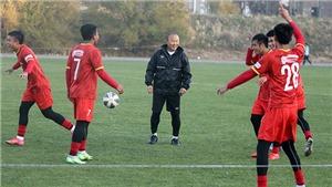 U23 Việt Nam vs U23 Đài Loan (17h00, 27/10): HLV Park Hang Seo không có nhiều thông tin về đối thủ