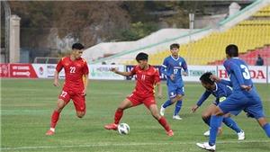 HLV Park Hang Seo đầy lo âu với U23 Việt Nam