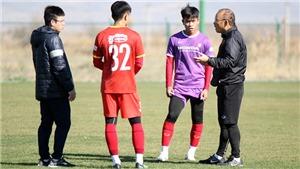 U23 Việt Nam tự tin trước vòng loại U23 châu Á