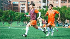 U23 Đài Bắc Trung Hoa có đáng gờm?