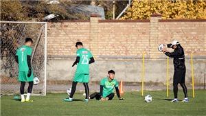 U23 Việt Nam yên tâm với 'người gác đền'
