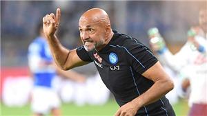 Napoli toàn thắng: Chiếc đũa thần của Spalletti