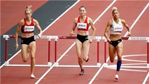Theo nghiệp thể thao phụ nữ thật phi thường
