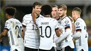 Đức giành vé sớm dự World Cup 2022: Đứng lên từ thảm họa 2018