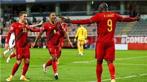 Nations League 2021: Cơ hội vàng cho đội tuyển Bỉ