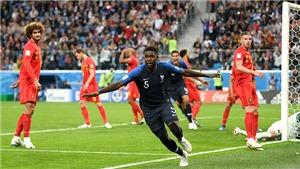 Bỉ vs Pháp (K+, ON Football trực tiếp): Từ Saint Petersburg 2018 đến Turin 2021