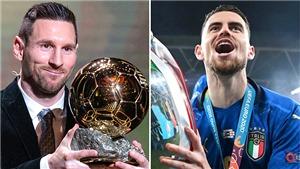 Quả bóng vàng 2021: Jorginho có vượt nổi Messi?