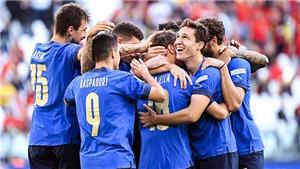 Italy hạ Bỉ: Azzurri vừa hay, vừa may