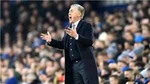 Ancelotti sẽ nâng tầm Everton