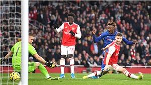 ĐIỂM NHẤN Arsenal 1-2 Chelsea: Lampard dũng cảm, Chelsea ngược dòng thành công