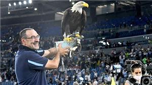 """Lazio: Sarri bay cao cùng """"Olimpia"""""""