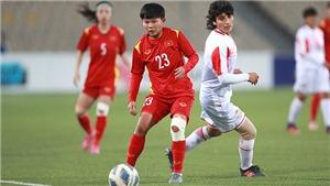 Bích Thùy tỏa sáng, tuyển nữ Việt Nam vào VCK ASIAN Cup 2022