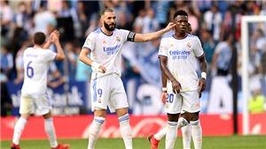 Espanyol 2-1 Real Madrid: Báo động cho Ancelotti