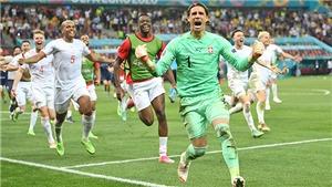 Tứ kết EURO 2021: Chỉ có bóng đá khát khao mới chiến thắng