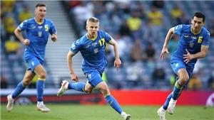Ukraina vs Anh (VTV3 trực tiếp): Zinchenko-Yarmolenko, những gián điệp của Ukraina