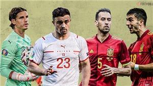 Tứ kết EURO 2021: Tây Ban Nha vào bán kết, Đan Mạch - CH Séc cân bằng?