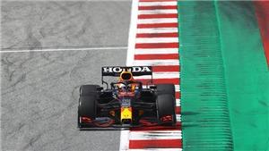 F1 chặng Áo: Verstappen bứt phá, Hamilton hụt hơi