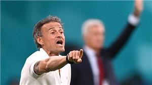 Ý vs Tây Ban Nha: Cái mũi gãy và khát khao chiến thắng của Luis Enrique
