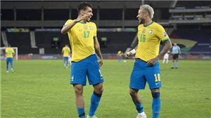 Brazil vào chung kết Copa America 2021: Công thức chiến thắng của Tite