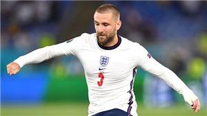 Góc chiến thuật Anh vs Đan Mạch: Kéo dài đường biên Wembley