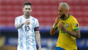 Nhận định Brazil vs Argentina: Giấc mộng đêm hè