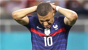 Đội hình gây thất vọng nhất EURO 2021
