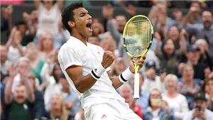 Wimbledon 2021: Mùa hè đặc biệt của Felix Auger Aliassime