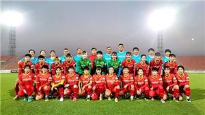 Vòng loại bóng đá nữ châu Á, Nữ Việt Nam – Maldives: Thoải mái đá (20h00, 23/9)