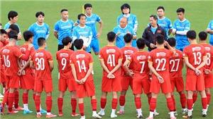 Đội tuyển Việt Nam 'nội soi' đối thủ Trung Quốc