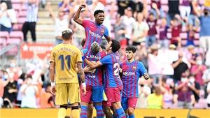 Barca đã biết thắng: Nụ cười Koeman, nụ cười Ansu Fati