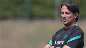 Inter hậu Conte: Chờ làn gió mới từ Simone Inzaghi