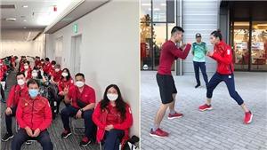 Đoàn Thể thao Việt Nam sẵn sàng trước giờ G