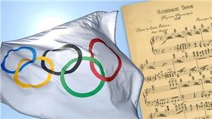 Câu chuyện về bài ca chính thức của Olympic