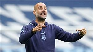 Pep Guardiola: Cải tổ Man City, hướng tới Champions League?