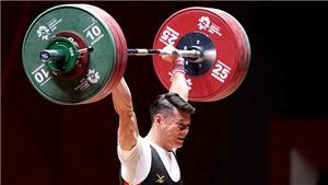 Cử tạ Việt Nam có thể giành huy chương Olympic Tokyo