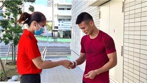 Trưởng đoàn Thể thao Việt Nam Trần Đức Phấn: 'Chủ động phòng dịch, ngăn ngừa rủi ro'