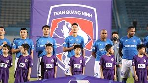 CĐV ngán ngẩm vì cầu thủ Than Quảng Ninh bị nợ lương