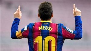Barcelona: Nụ cười Messi và nước mắt người còn lại