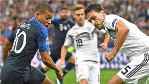 Pháp vs Đức (02h00 ngày 16/6, trực tiếp VTV3): Chiến thắng để chạy trốn tử thần