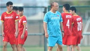 HLV Park Hang Seo tính gì trước UAE?