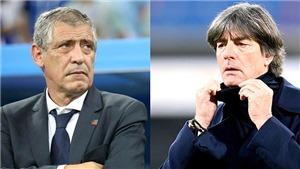 Bồ Đào Nha vs Đức (VTV6 trực tiếp): Giăng bẫy người Đức