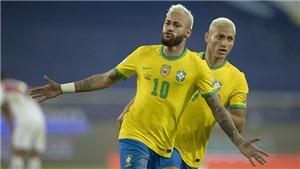 Nhận định Brazil vs Colombia (trực tiếp BĐTV): Liều vaccine có tên Neymar