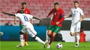 Nhận định Bồ Đào Nha vs Pháp (trực tiếp VTV3): Đại chiến các nhà vô địch