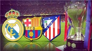 Cuộc đua vô địch La Liga: Bình thường mới bắt đầu