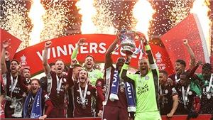 Sau 5 năm, Leicester lại viết chuyện cổ tích