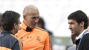 Real Madrid: Vì Raul Madrid hấp dẫn hơn Zidane Madrid